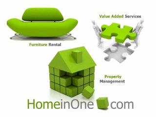HomeinOne Logo
